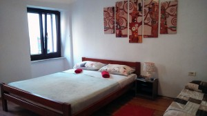 apartment izola badroom