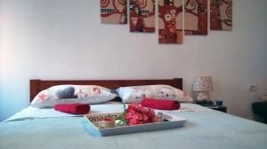 apartma izola badroom