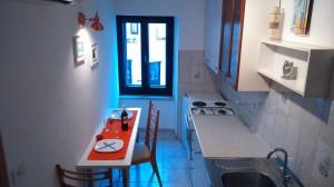 apartma izola kitchen
